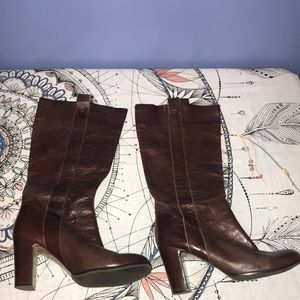 Nicole sz 10M Fargo knee boot women
